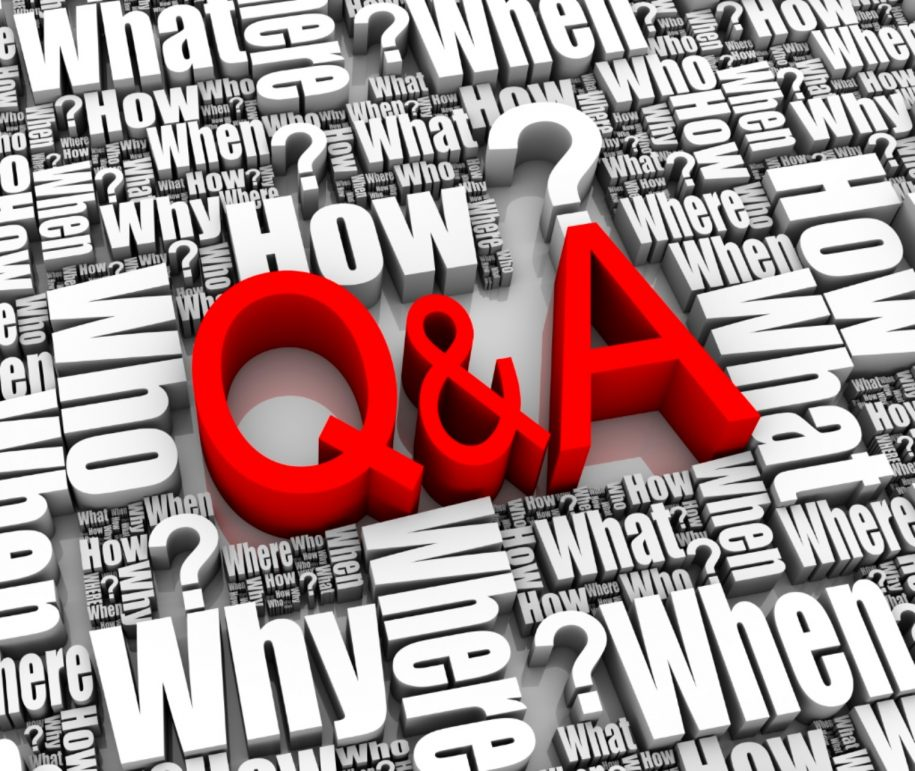Q&A - Policy & Planning Division
